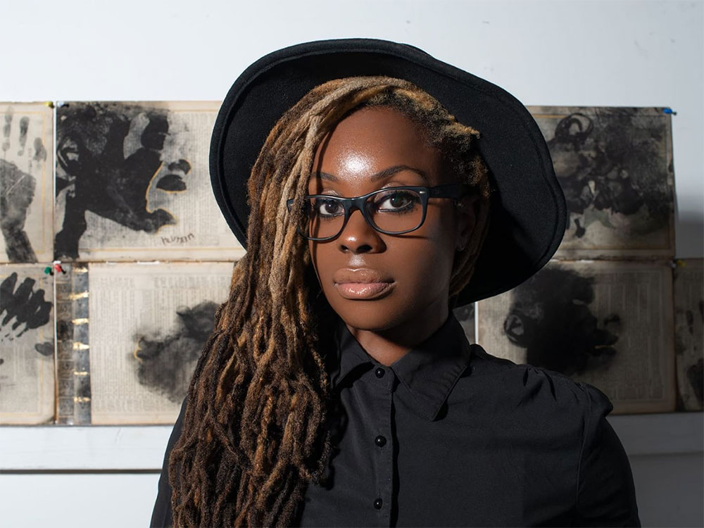 Artists at Cologne Fine Art & Design 2020: Adelaide Damoah