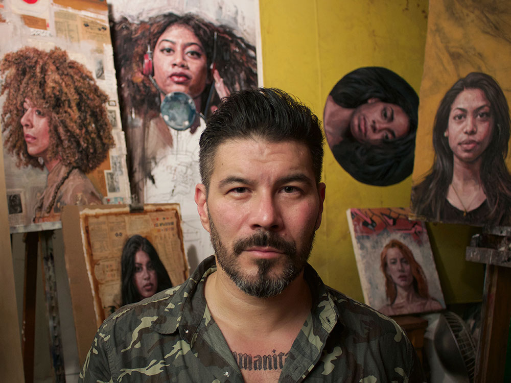 Artists at Cologne Fine Art & Design 2020: Tim Okamura