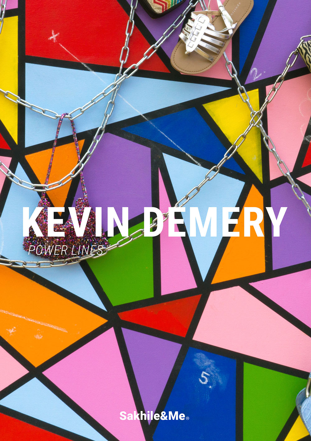 Kevin Demery: Power Lines (Catalogue)