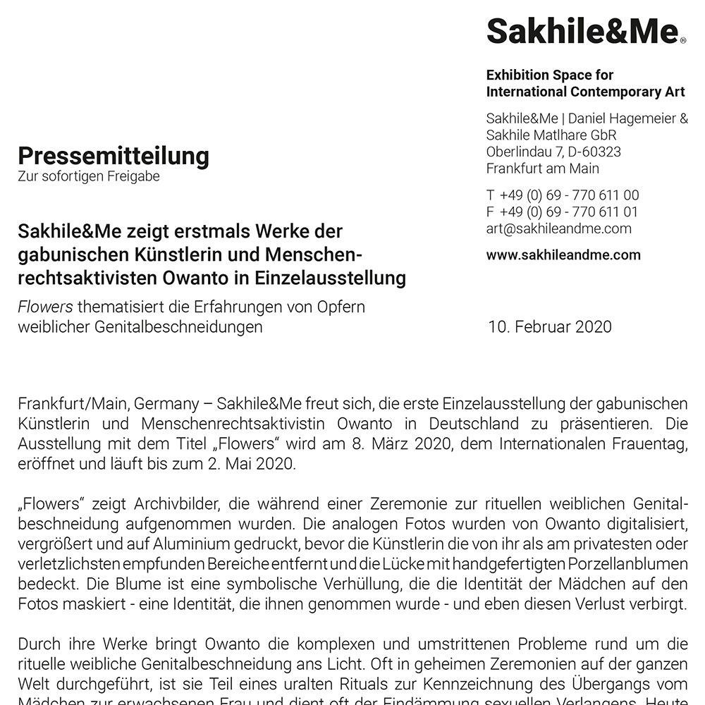 Press release (German)